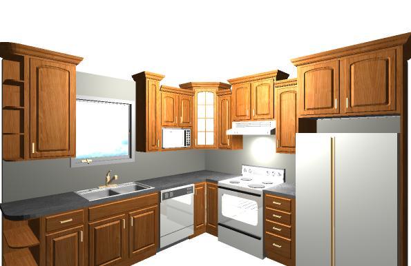 Kitchen Design Ideas 10x10